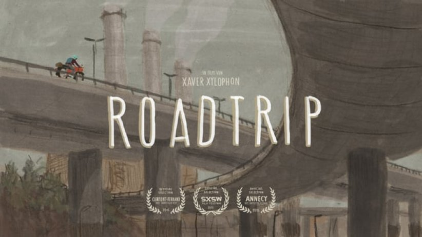 Roadtrip : Affiche