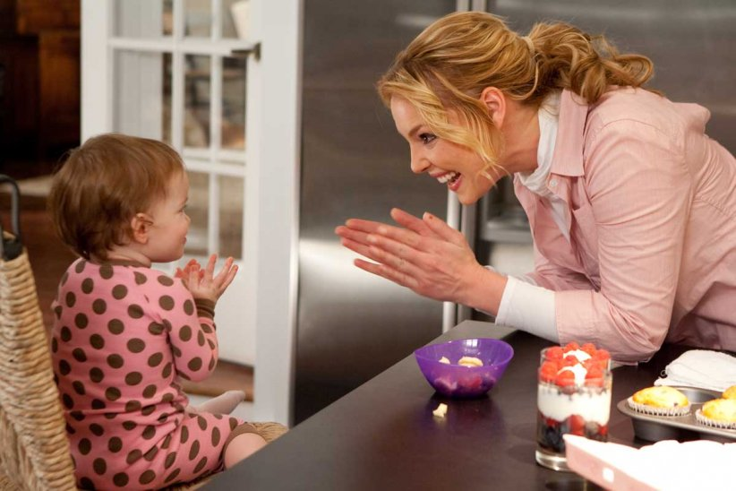 Bébé mode d'emploi : Photo Greg Berlanti, Katherine Heigl