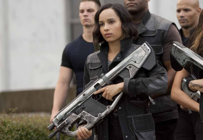 Divergente 2 : l'insurrection : Photo Zoë Kravitz