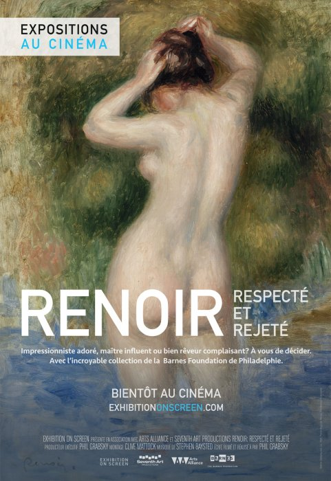 Renoir: Revered and Reviled : Affiche
