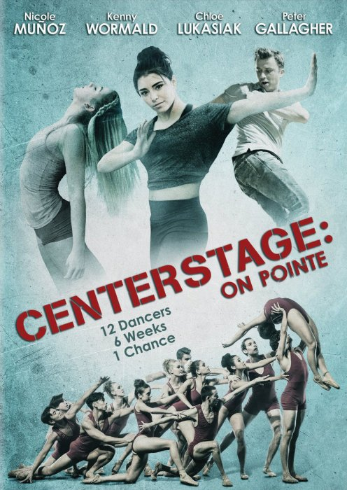 Center Stage: On Pointe : Affiche