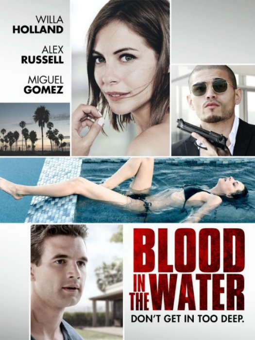 Blood in the Water : Affiche