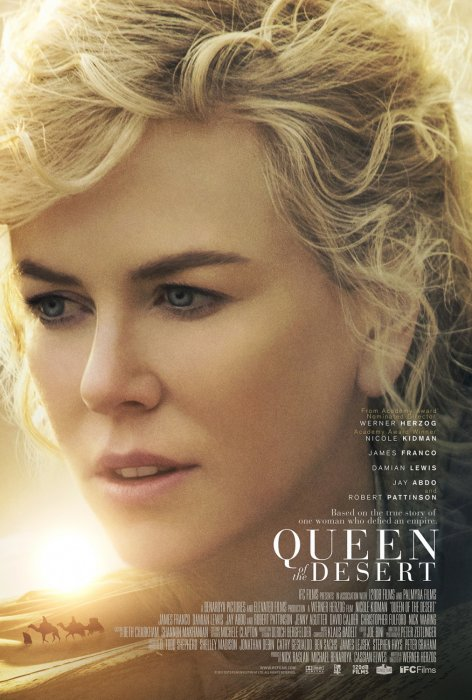 Queen of the Desert : Affiche