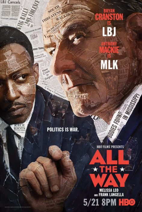 All The Way : Affiche