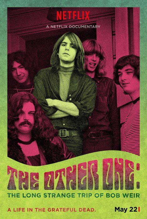 The Other One: The Long, Strange Trip of Bob Weir : Affiche