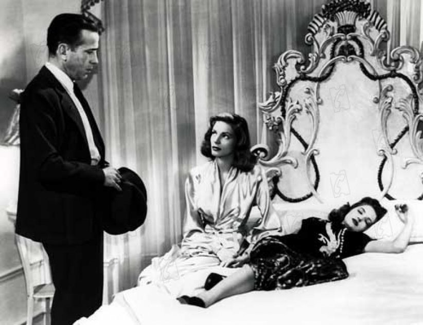 Le Grand sommeil : Photo Howard Hawks, Humphrey Bogart, Lauren Bacall, Martha Vickers