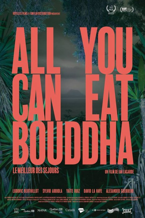 All you can eat Bouddha : Affiche