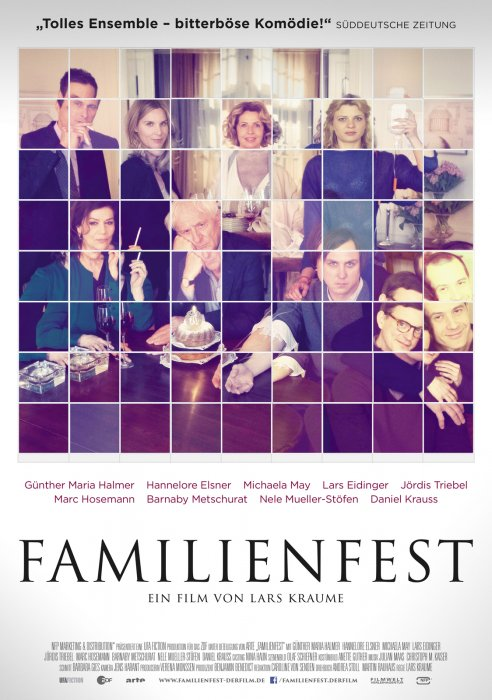 Familienfest : Affiche