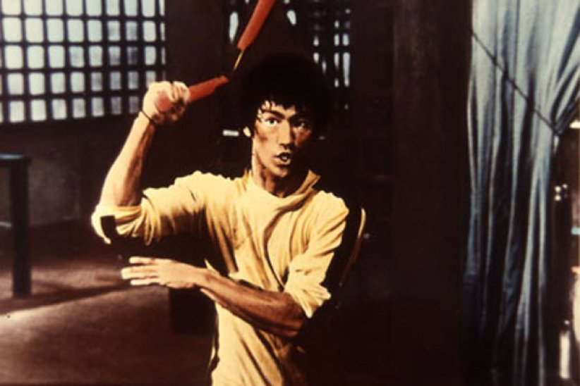 Le Jeu de la mort : Photo Bruce Lee, Robert Clouse