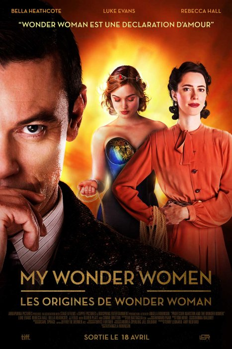 My Wonder Women : Affiche