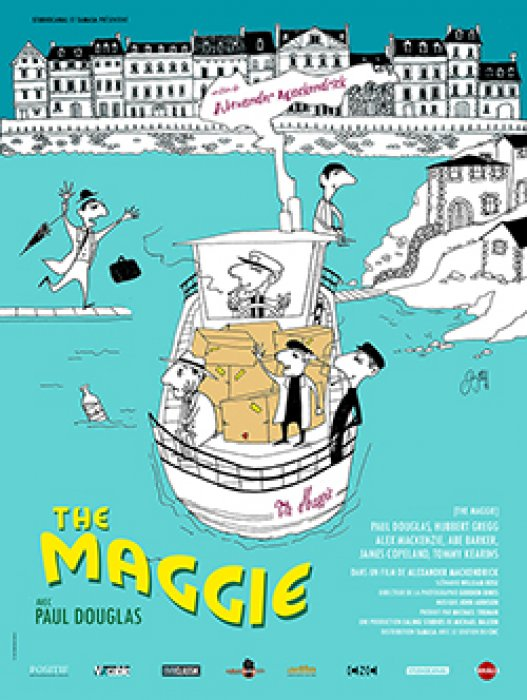 The Maggie : Affiche