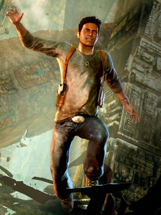 Uncharted: Drake's Fortune : Affiche