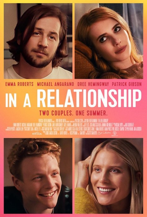 In a Relationship : Affiche
