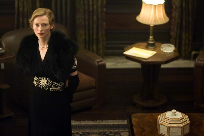 L'Etrange histoire de Benjamin Button : Photo Tilda Swinton