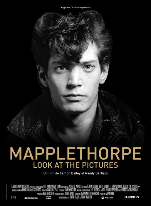 Mapplethorpe : Look at the Pictures : Affiche