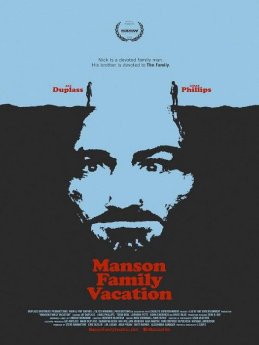 Manson Family Vacation : Affiche
