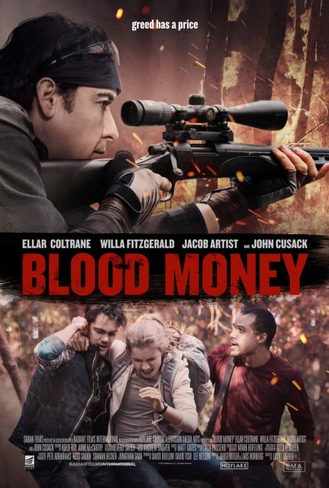 Blood Money : Affiche
