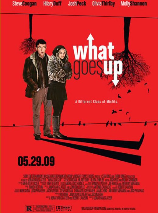 What Goes Up : Affiche