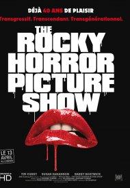 Affiche de The Rocky Horror Picture Show