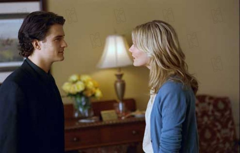 Rencontres à Elizabethtown : Photo Kirsten Dunst, Orlando Bloom