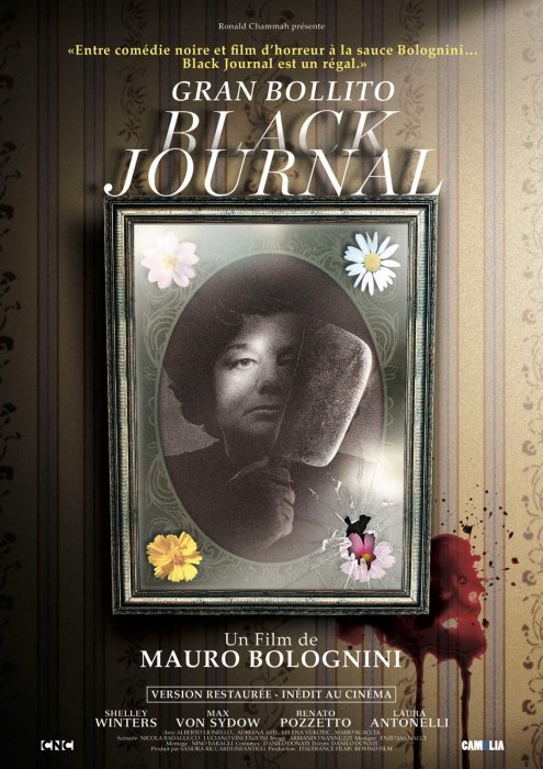 Black Journal : Affiche