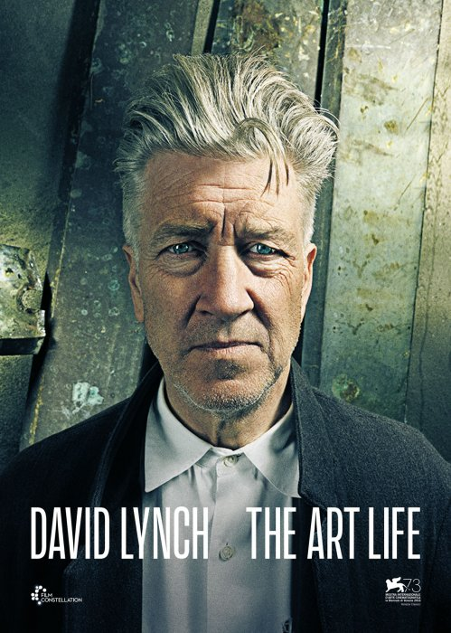 David Lynch: The Art Life : Affiche