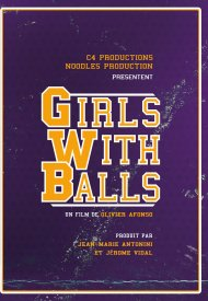 Affiche de Girls With Balls