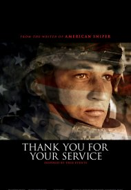 Affiche de Thank You For Your Service