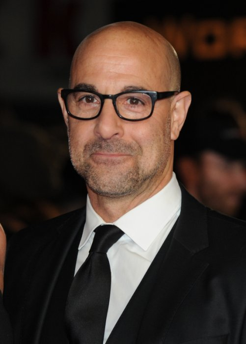 Hunger Games - La Révolte : Partie 1 : Photo promotionnelle Stanley Tucci