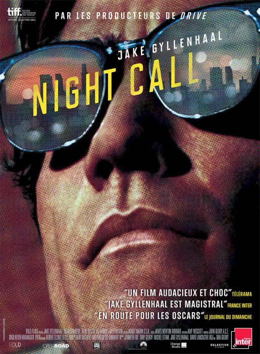 Night Call : Affiche