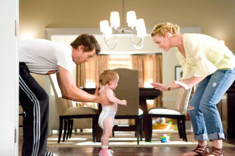 Bébé mode d'emploi : Photo Greg Berlanti, Josh Duhamel, Katherine Heigl