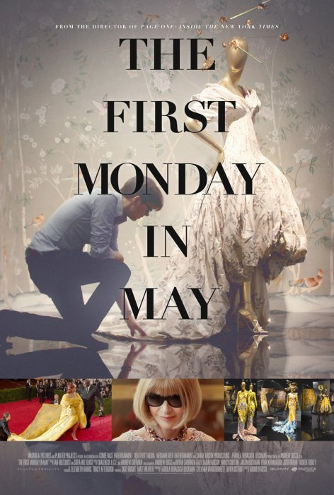 The First Monday In May : Affiche