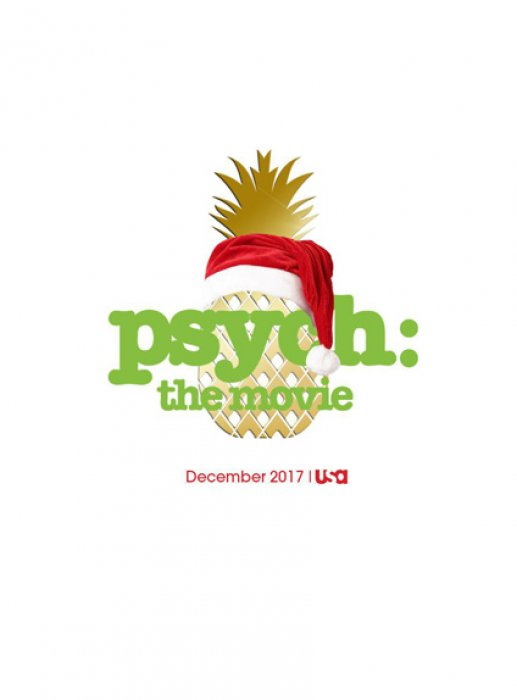 Psych: The Movie : Affiche