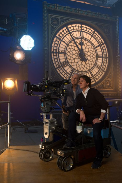 Le Retour de Mary Poppins : Photo Rob Marshall