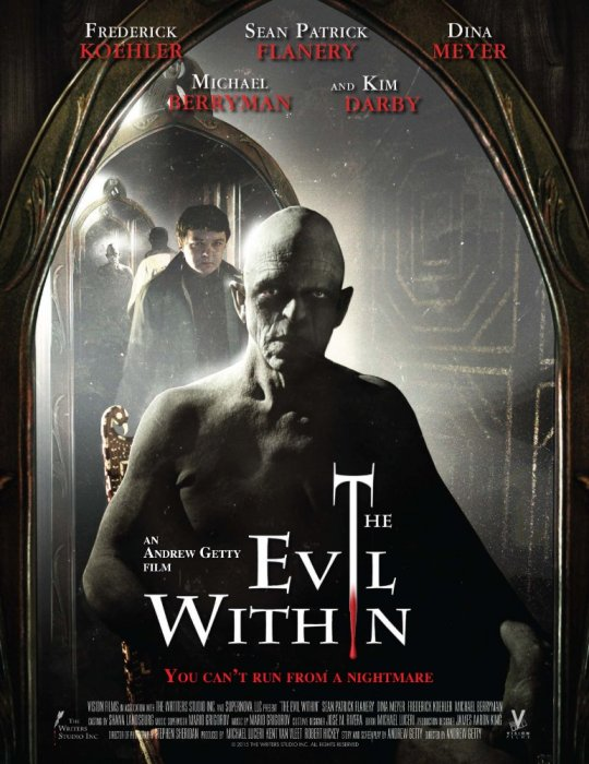The Evil Within : Affiche