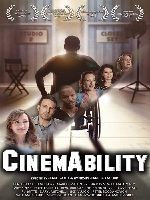 Cinemability: The Art of Inclusion : Affiche