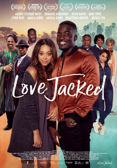 Love Jacked : Affiche