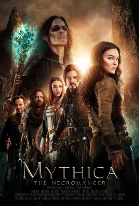 Mythica 3: The Necromancer : Affiche