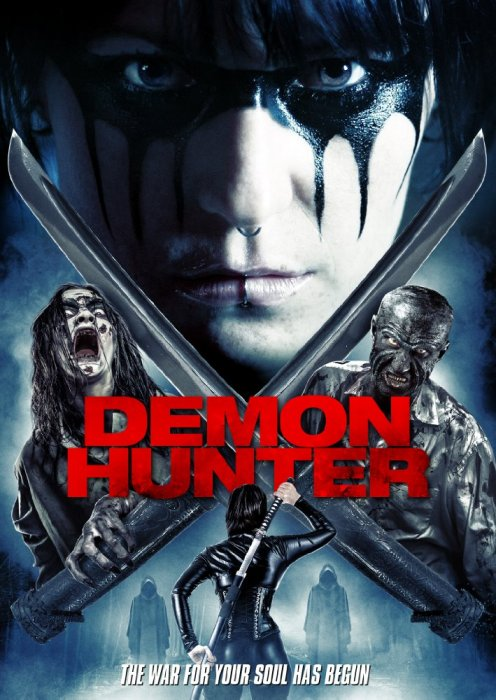 Demon Hunter : Affiche