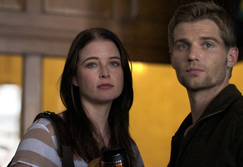 McCanick : Photo Mike Vogel, Rachel Nichols
