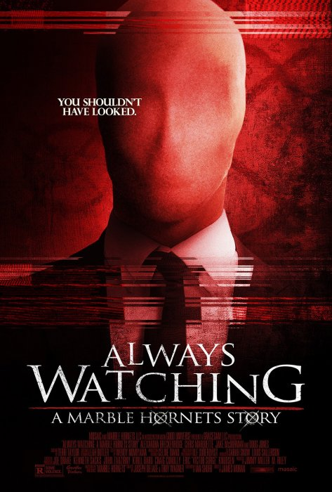 Always Watching: A Marble Hornets Story : Affiche