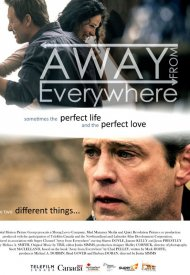Affiche de Away from Everywhere