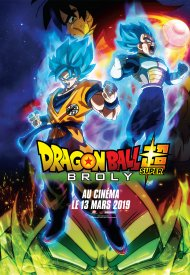 Affiche de Dragon Ball Super: Broly