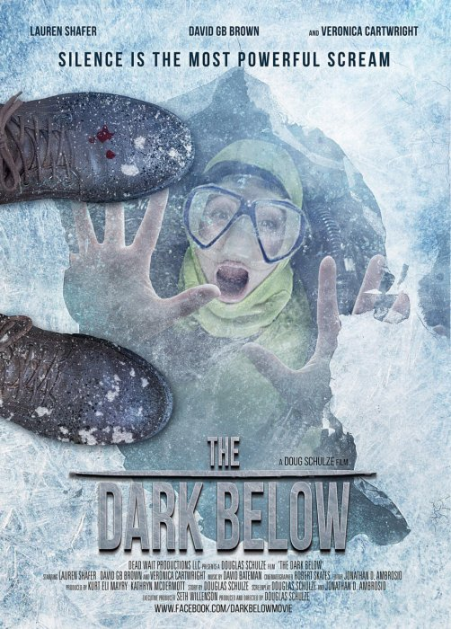 The Dark Below : Affiche