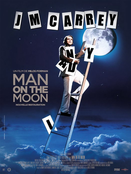 Man on the Moon : Affiche