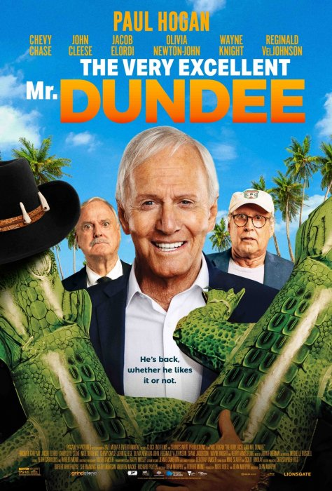 The Very Excellent Mr. Dundee : Affiche
