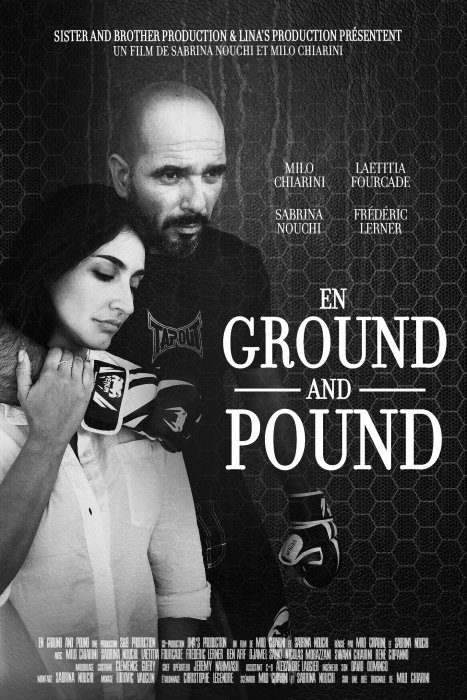 En Ground and Pound : Affiche