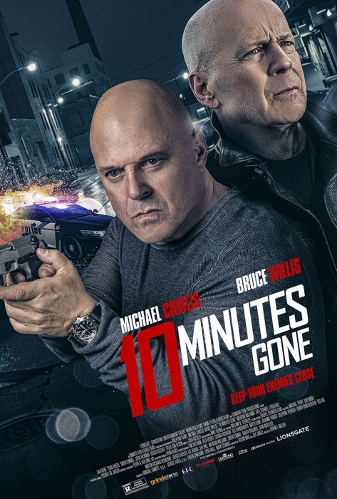 10 Minutes Gone : Affiche