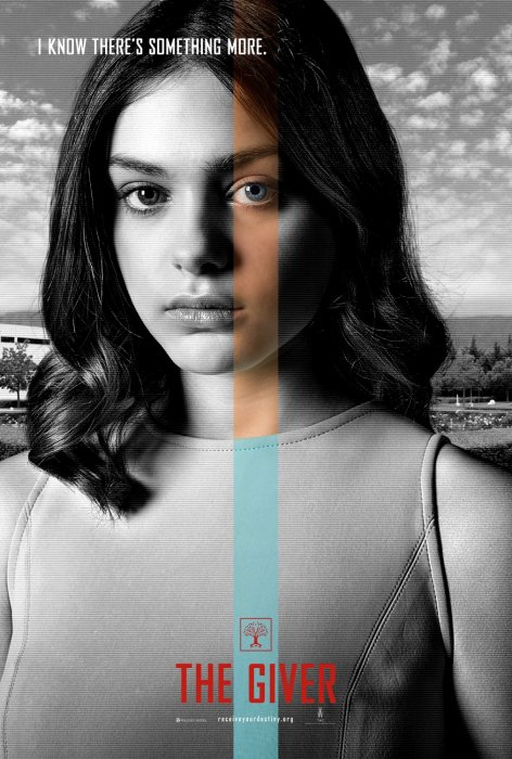 The Giver : Affiche