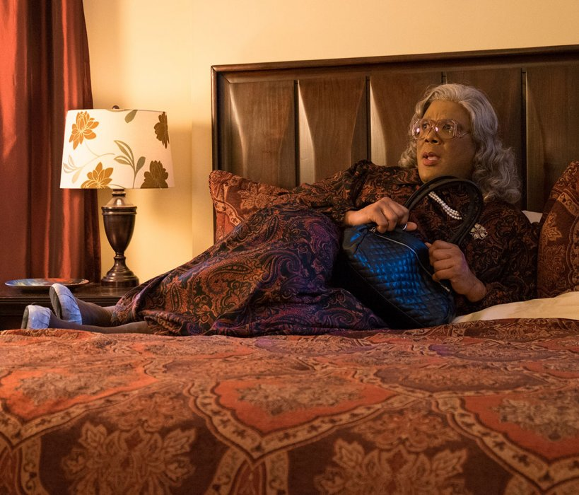 Boo! A Madea Halloween : Photo